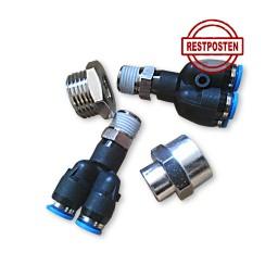 Anschluss – Set für 3-4x Heizmatte 6 mm